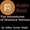 Sherlock Holmes Audiobook icon