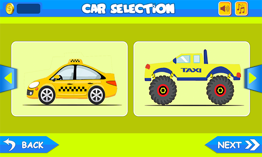 Taxi Hill Climb Rennspiel 1.0 screenshots 2