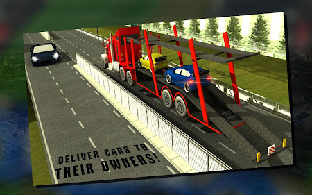 Car Transport Airplane Pilot 1.1 screenshot 767130