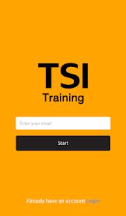TSI Training - náhled