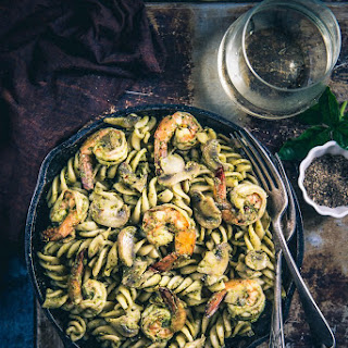 Chicken Pesto Pasta Mushroom Recipes