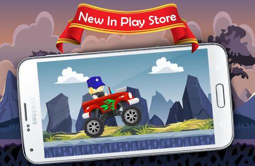 Hill Monster Truck Games