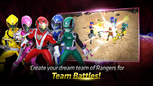 Power Rangers: All Stars 1.0.5 screenshots 5