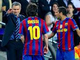 José Mourinho s'est montré dithyrambique au sujet de Lionel Messi