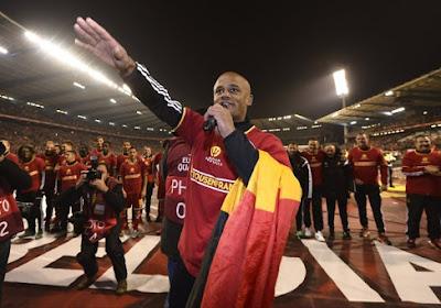 """Kompany : """"La Belgique numéro 1 mondial au ranking FIFA ? Une bonne revanche !"""""""