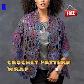 Crochet Pattern Wrap Designs