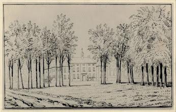 Photo: 1831 Huize of Kasteel Bosdal omstreeks 1770 gebouwd, in 1825 volledig herbouwd en in 1946 gesloopt...