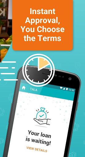 Tala screenshot 3