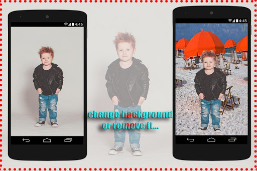 Photo Background Changer  2018 4.6 screenshots 1