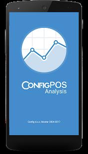 ConfigPOS Analysis - náhled