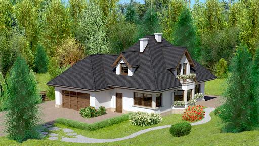projekt Dom przy Sielskiej