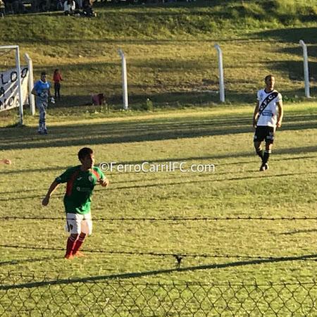Ferro Carril 4 - Paso Del Bote 0: manteniendo el ritmo (6a Fecha 1a Rueda 2017)