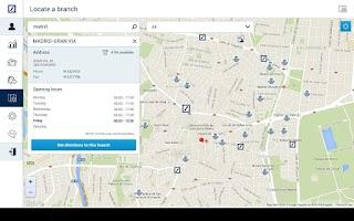 Screenshot of My Bank