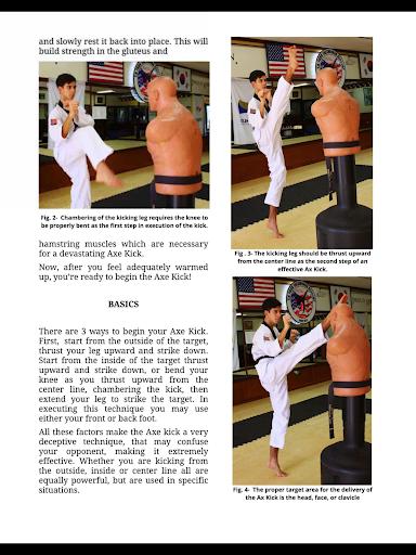 Tae Kwon Do Life Magazine screenshot 7