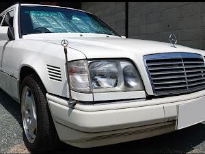 Eクラス ステーションワゴン W124 E300 ターボディーゼルのカスタム事例画像 ひろちゃん◡̈*✧さんの2018年08月26日03:11の投稿