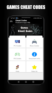 Download All Games Cheat Codes For PC Windows and Mac apk screenshot 2