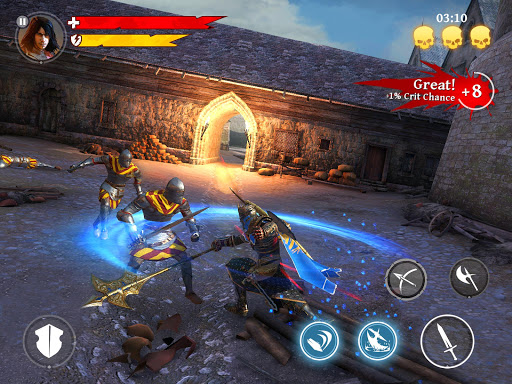 Iron Blade: Medieval Legends RPG 2.1.2m screenshots 16