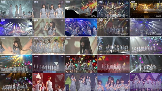 190603 (720p+1080i) 乃木坂46 Part – 14th KKBOX MUSIC AWARDS