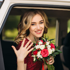 Wedding photographer Nadezhda Zhupanik (nadiyazhupanik). Photo of 19.11.2017