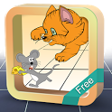 Cats Hunting a Mouse : The Chase Game icon