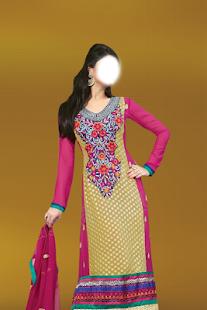 Woman Salwar Kameez Suit 2016 - náhled