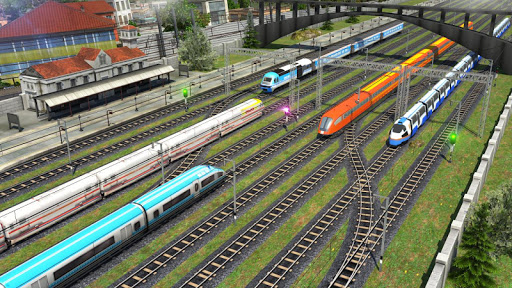 euro train simulator 2018 screenshot 2