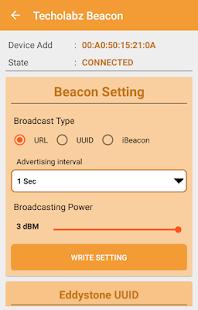 Techolabz Beacons - náhled