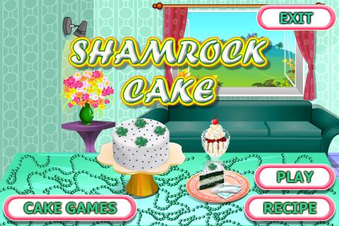 Shamrock Cake 10.0.1 screenshots 4