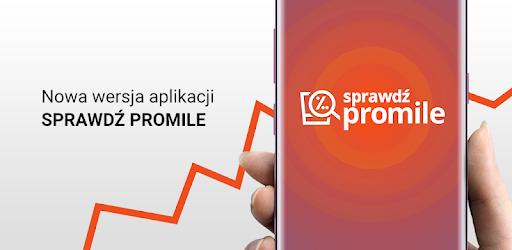 """Check Promile"" thanks to the application prepared by Kompania Piwowarska"