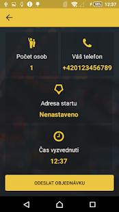 Taxi99 - Zlín - náhled