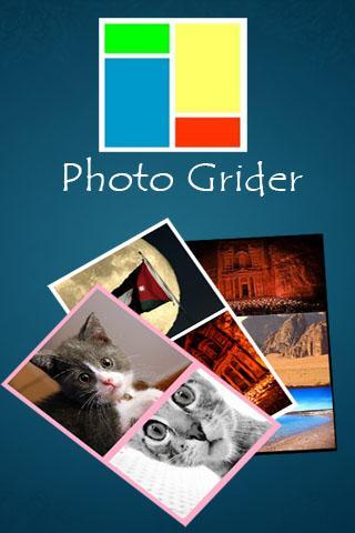 Photo Grider - 写真グライダー