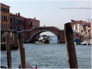 Photo: Venecia. Canal de Cannareggio Puente Tre Archi http://www.viajesenfamilia.it/