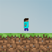 Jumping Minecraft