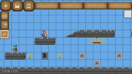 Epic Game Maker - Create and Share Your Levels!  captures d'écran 3