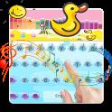 Drops Music Duck Keyboard icon