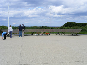 Photo: This large new observation area places the events in context.