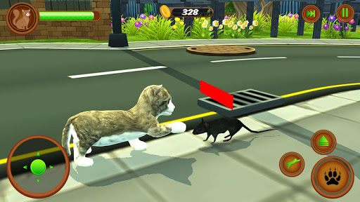 Simulator Kucing - Pet World 1.10 screenshots 9