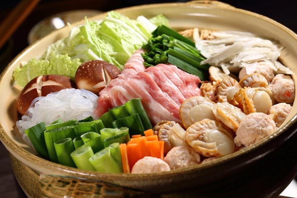 comida invierno japonesa