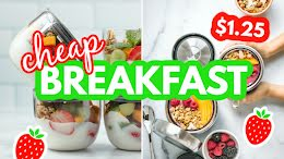 Cheap Breakfast - YouTube Thumbnail item
