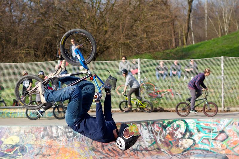 Crazy biker di Alfonso Pace