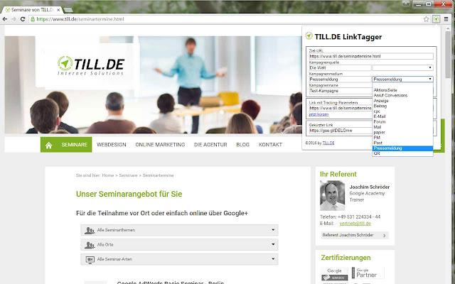TILL.DE LinkTagger