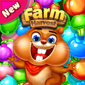 Farm Harvest 3- 2019 Match 3 Puzzle Free Games