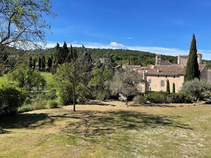 Vente propriété 16 pièces 498 m² à La Bastide-des-Jourdans (84240), 1 260 000 €