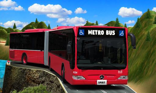 Metro Bus Simulator Drive 1.3 screenshots 1