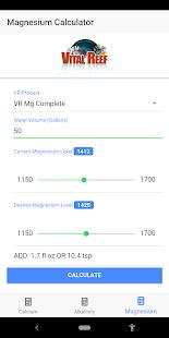 App Vital Reef Dosing Calculator APK for Windows Phone