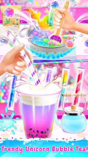 Rainbow Ice Cream - Unicorn Party Food Maker 1.5 screenshots 8