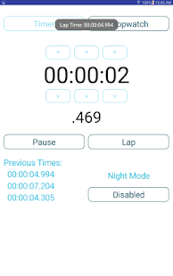 Millisecond Stopwatch & Timer for PC / Windows 7, 8, 10