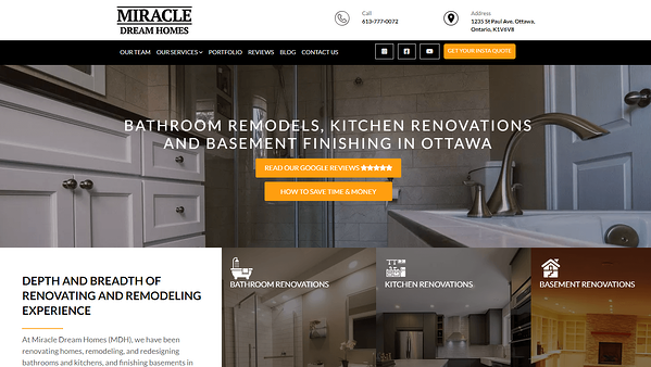 Miracle Dream Homes