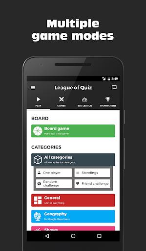 League of Quiz Trivia 1.5.1 screenshots 7