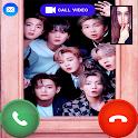 BTS Chat Video Call - 방탄소년단 icon